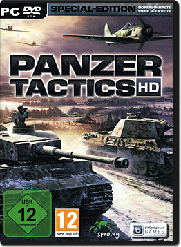 Panzer Tactics HD - Special Edition