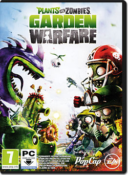 Plants vs Zombies: Garden Warfare (Code in a Box)
