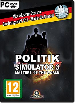 Politik Simulator 3: Masters of the World