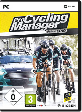 Pro Cycling Manager 2019 (Code in a Box)