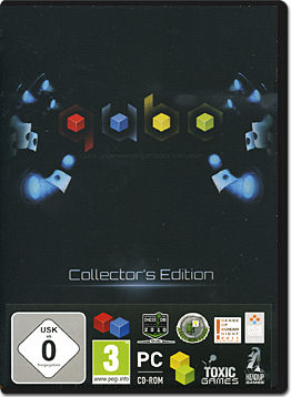 Q.U.B.E. - Collector's Edition