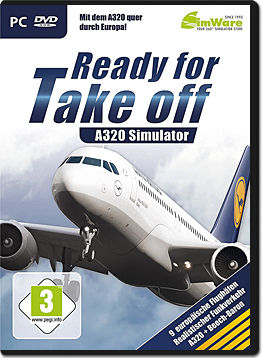 Ready for Take off: A320 Simulator