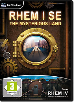 Rhem 1: The Mysterious Land - Special Edition