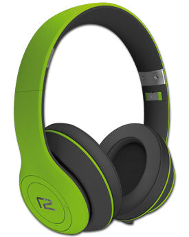 Rival Wireless Headphone -Green- (Ready2Music)