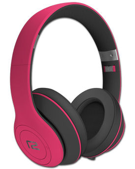 Rival Wireless Headphone -Pink- (Ready2Music)