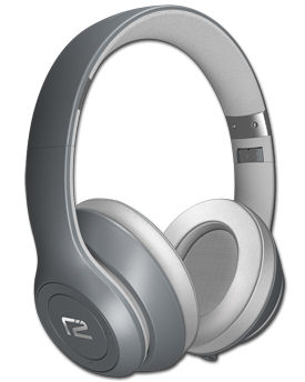 Rival Wireless Headphone -Silver- (Ready2Music)