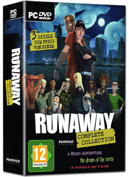 Runaway - Complete Collection
