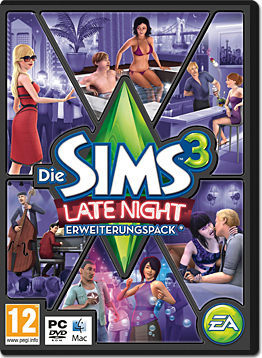 Die Sims 3 Add-on: Late Night