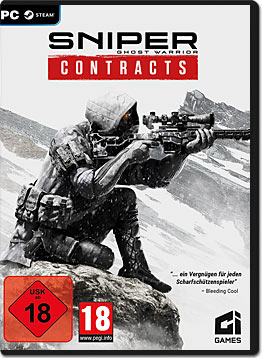 Sniper: Ghost Warrior Contracts (Code in a Box)