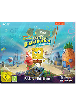 SpongeBob: Battle for Bikini Bottom - Rehydrated - F.U.N. Edition