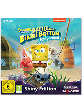 SpongeBob: Battle for Bikini Bottom - Rehydrated - Shiny Edition