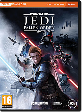 Star Wars: Jedi Fallen Order (Code in a Box)