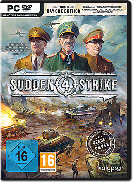 Sudden Strike 4 - Day 1 Edition