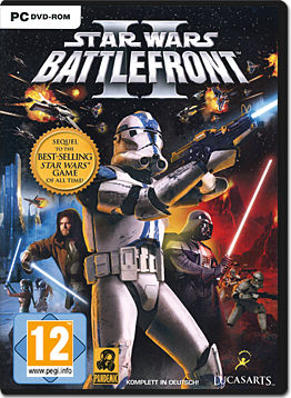 Star Wars: Battlefront 2 (Jewel Case)