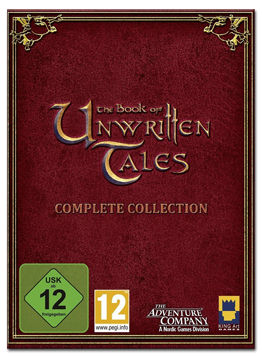 The Book of Unwritten Tales - Complete Collection
