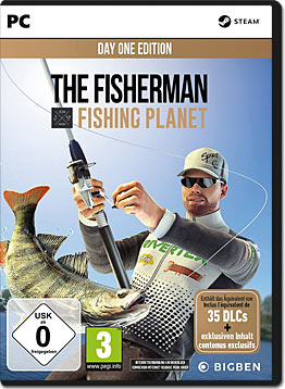 The Fisherman: Fishing Planet - Day 1 Edition