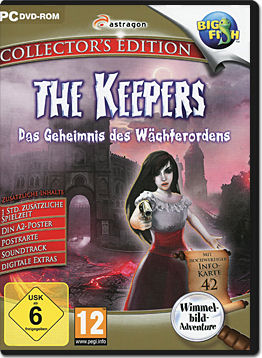 The Keepers: Das Geheimnis des Wächterordens - Collector's Edition