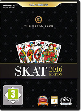 The Royal Club: Skat 2016 - Gold Edition