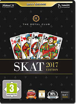 The Royal Club: Skat 2017 Edition