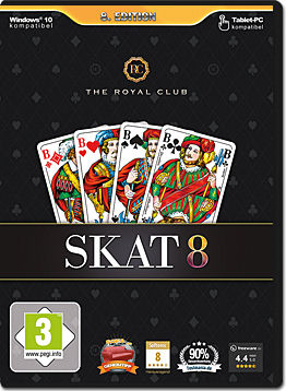 The Royal Club: Skat 8