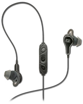 Titan In-Ear Headphones -Black- (Ready2Music)