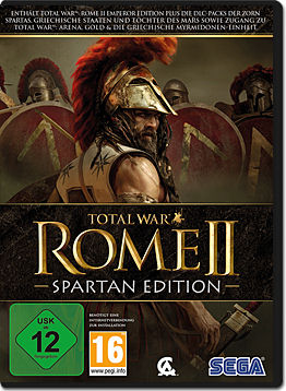 Total War: Rome 2 - Spartan Edition