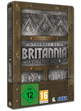 Total War Saga: Thrones of Britannia - Steelbook Edition