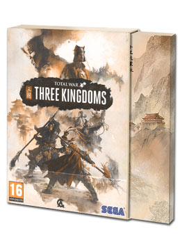 Total War: Three Kingdoms - Limited Edition (inkl. The Yellow Turban Rebellion DLC)