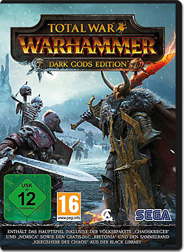 Total War: Warhammer - Dark Gods Edition
