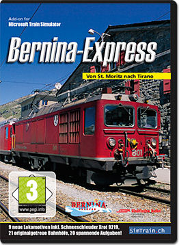 Bernina-Express 2006 pc game Img-4
