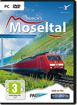 Train Simulator 2016 Add-on: Durchs Moseltal