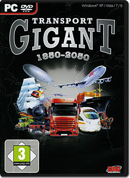 Transport Gigant 1850-2050