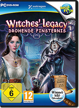 Witches Legacy: Drohende Finsternis