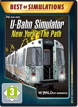 World of Subways Vol. 1: New York - The Path