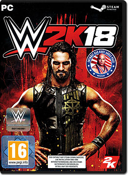 WWE 2K18 (Code in a Box)