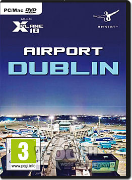 X-Plane 10 Add-on: Airport Dublin