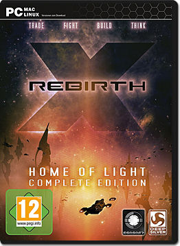 X Rebirth: Home of Light - Complete Edition