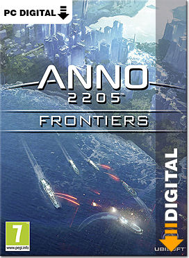 Anno 2205: Frontiers DLC