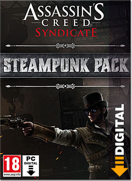 Assassin's Creed: Syndicate - Steampunk Pack