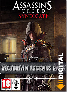 Assassin's Creed: Syndicate - Victorian Legends Pack