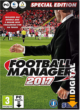 Football Manager 2017 - Special Edition