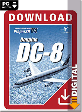 Flight Simulator X: Douglas DC-8