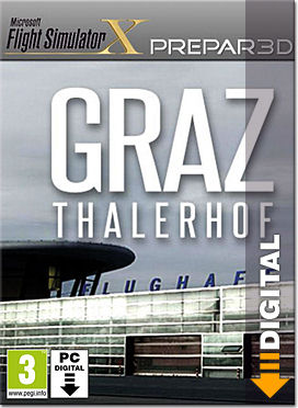Flight Simulator X: Graz Thalerhof