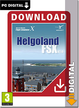 Flight Simulator X: Helgoland V2.0