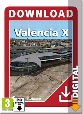 Flight Simulator X: Valencia X