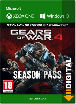 Gears of War 4 - Season Pass