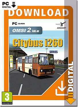 OMSI 2: Citybus i260 Series