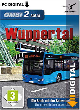 OMSI 2: Wuppertal