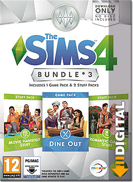 Die Sims 4: Bundle 3