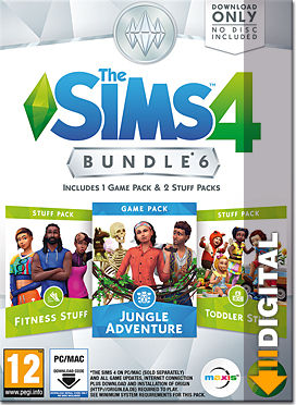 Die Sims 4: Bundle 6